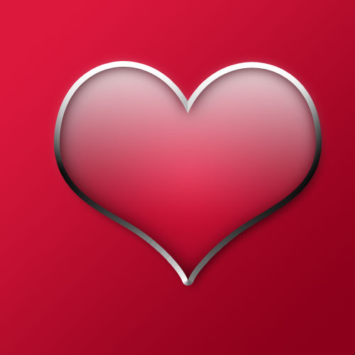 Heart Icon Graphic