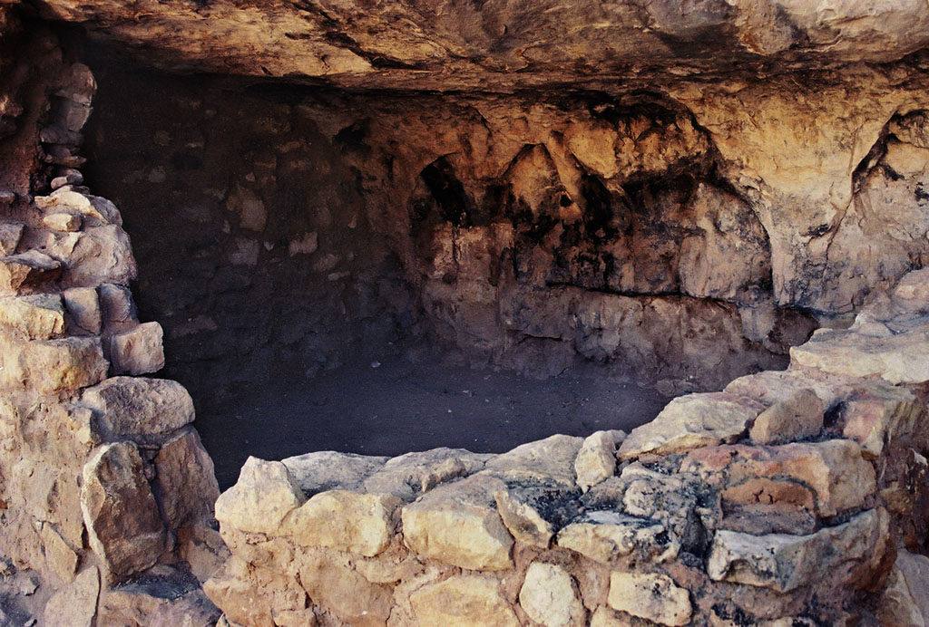Photo of Sinagua Dwelling
