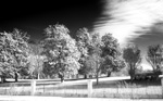 Infared Photo of Buford, GA
