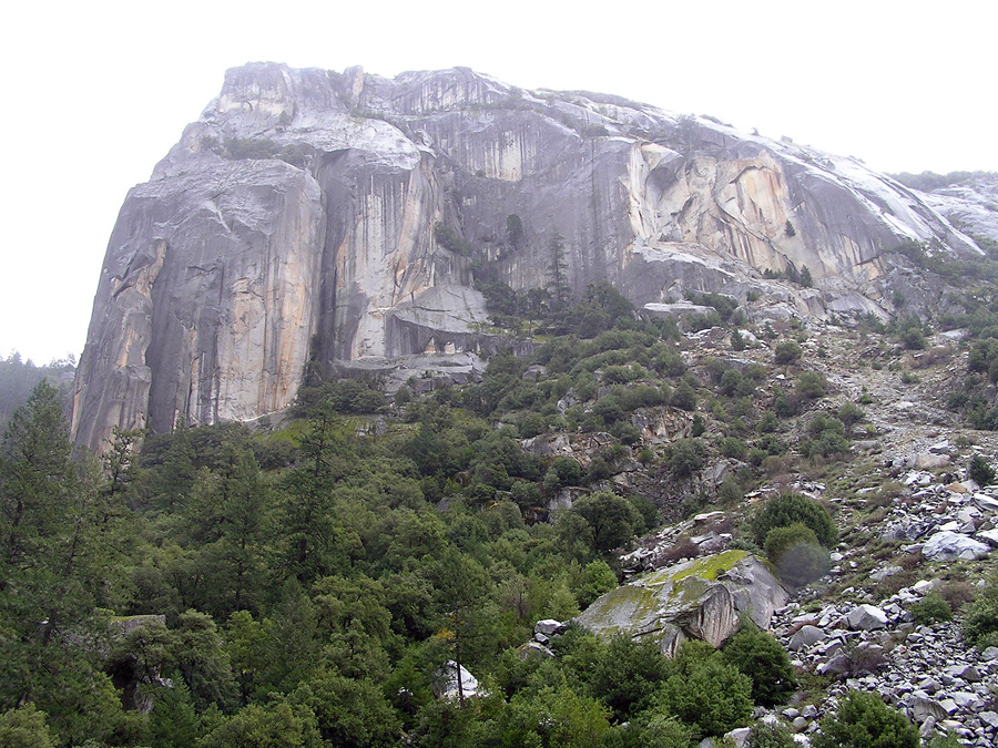 Mountain in Yosemite