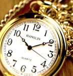 Still Life Photo of Pocket Watch, A Kid's Photo